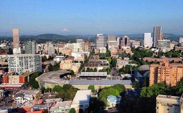 недвижимость в Орегоне