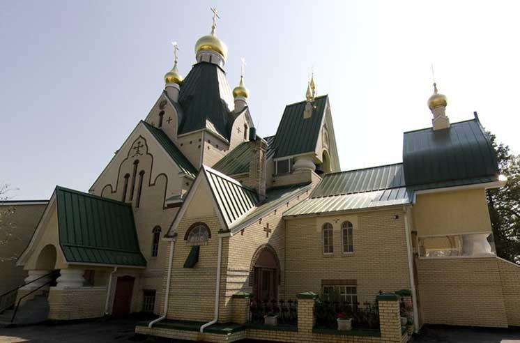 Holy Trinity Monastery in Jordanville