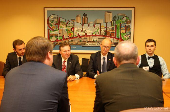 Посол Республики Беларусь в США