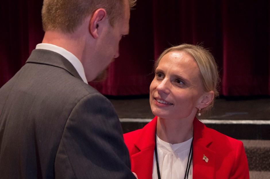 Американка украинского происхождения стала сенатором США