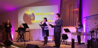 Spokane God's Embassy Church
