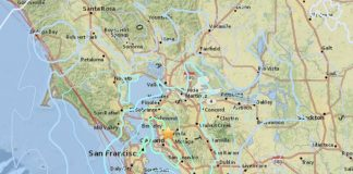 Землетрясение в беркли