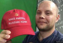 make america russian again