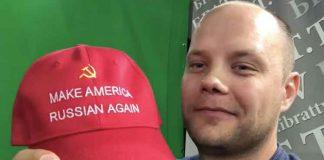 make america russian again