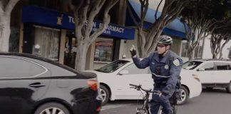 русский полицейский в США