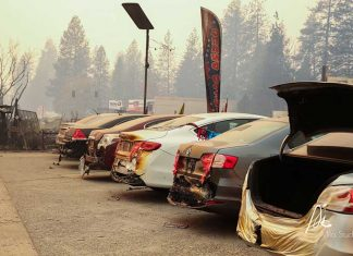 Camp Fire Victims