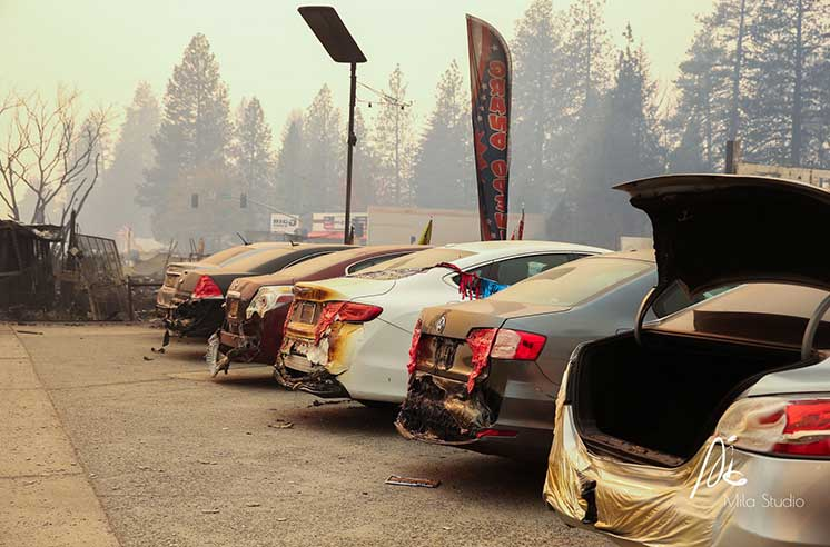 support camp fire victims - 746×492