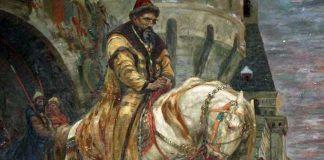 Тайный выезд Ивана Грозного перед опричниной