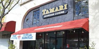 Tamari Authentic Georgian Cuisine