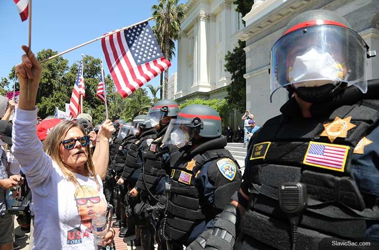 chp-covid-protest