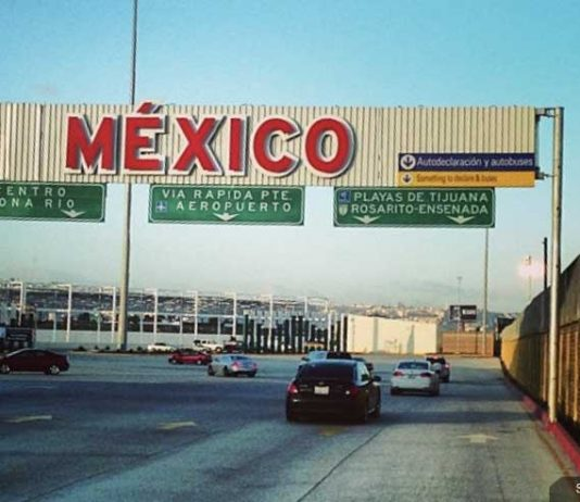 Mexico border