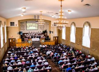 First Ukrainian Pentecostal Church