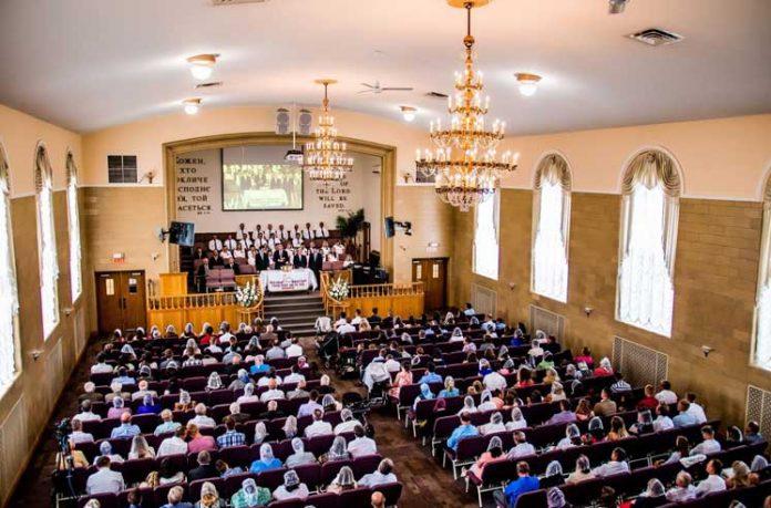 First Ukrainian Pentecostal Church